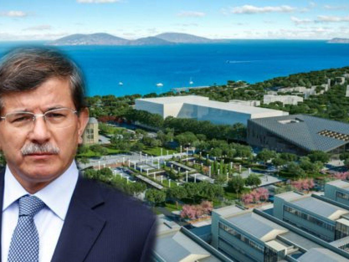 Şehir Üniversitesi ve Ahmet Davutoğlu - Sivil Sayfalar