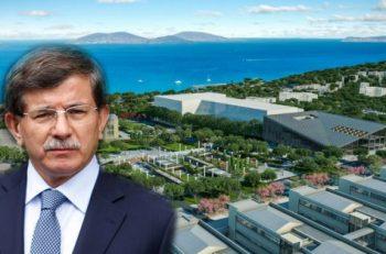 Şehir Üniversitesi ve Ahmet Davutoğlu