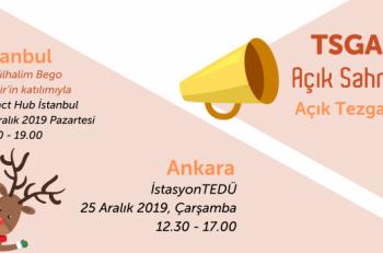Türkiye Sosyal Girişimcilik Ağı, 2020'yi Ümit Veren Sosyal Girişimcilerle Birlikte Karşılıyor