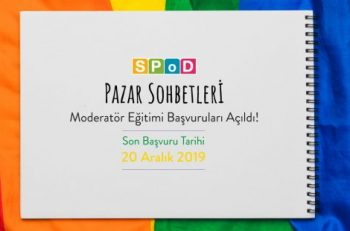SPOD Pazar Sohbetleri Moderatör Eğitimi Başvuruları Açıldı
