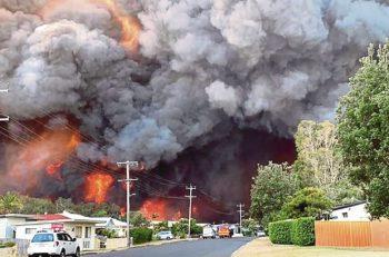 Avustralya Yangınlarının Gör Dediği