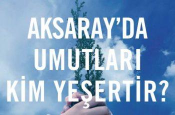 Tema Vakfı Aksaray'da Gönüllü İl Temsilcisi Arıyor