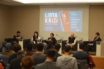 Libya Krizi Ve Avrupa'nın Tutumu SETA'da Tartışıldı