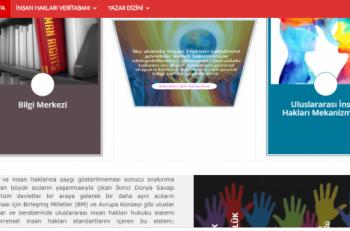 İnsan Hakları Takibi İçin Ortak Zemin: insanhaklariizleme.org