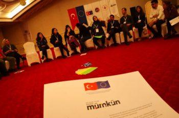 YADA Vakfı'ndan Diyarbakır'da 'Bir Arada Yaşam Beraber Mümkün' Toplantısı…