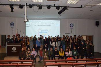 Üniversite Öğrenci Toplulukları Ve STK'lar Kansere Karşı Bir Araya Geldi
