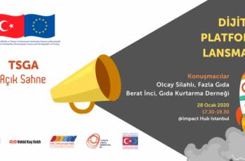Türkiye Sosyal Girişimcilik Ağı Dijital Platformu Lansmanı'na Davetlisiniz