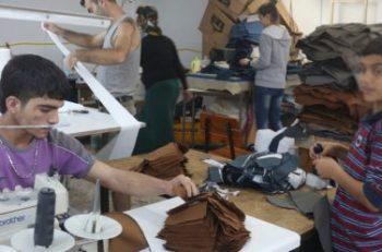 2018'de 115 Bin Mülteci-Göçmen İşçi Çalışma İzni Alabildi
