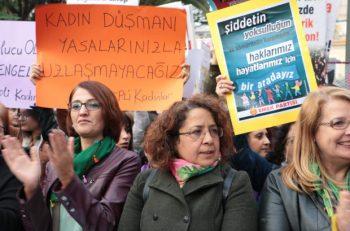 'Meclis Komisyonu Kadın Örgütleriyle Ortak Akıl Yürütmeli'