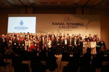 Kanal İstanbul Tüm Yönleriyle İBB Çalıştayında Değerlendirildi