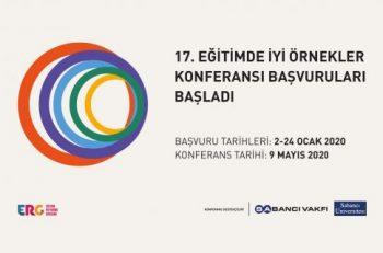 ERG'nin 17. Eğitimde İyi Örnekler Konferansı Başvuruları Başladı