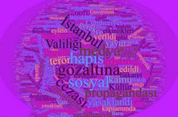 Susma Platformu Türkiye'de Sansür ve Otosansür Raporunu Yayınladı