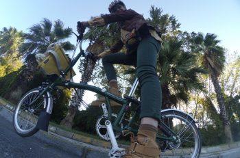 İstanbul'un Artık Bir Bisiklet Şefi Var: Rukiye Demirci
