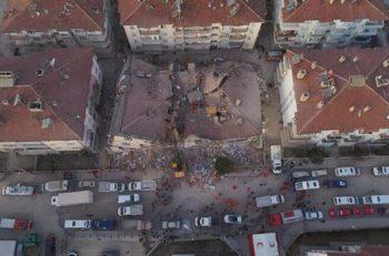 Acil Deprem Fonu'nun İlk Aşama Başvuruları Açıldı