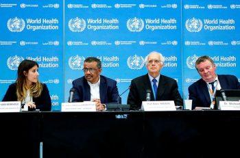 WHO Koronavirüs İle Mücadele İçin 675 Milyon Dolarlık Eylem Planı Başlattı