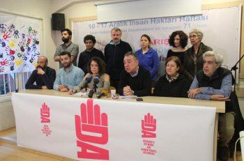 İnsan Hakları Savunucularından Adalet Çağrısı