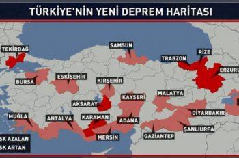 """""""Yeni""""lenen Deprem Haritasının Güncelliği veAk-kuyu'nun Depremselliği"""