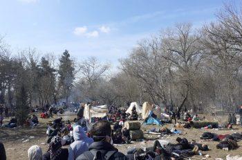 UMHD, Sınırdaki Mültecilerle İlgili Gözlem Raporu Yayınladı