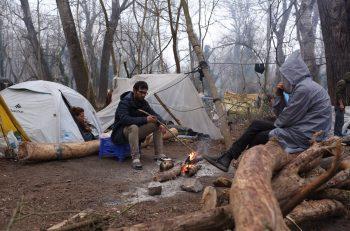 Sivil Mikrofon (9): Sınırdaki Mültecilerle Dayanışma