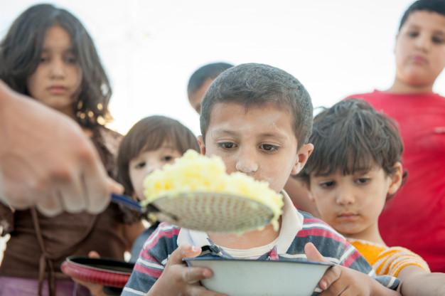 mülteci çocuk