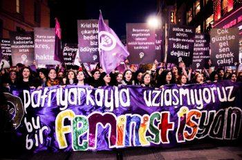 Memnuniyetsizlerin Birliği İçin Feminist Tahayyül
