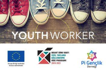 Türkiye Gençlik Çalışanı Veritabanı Oluşturuluyor