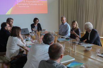 Avusturya'nın İlk Tasarruf Bankasından Orta ve Doğu Avrupa'da Bir Sivil Toplum Atölyesine: ERSTE Vakfı
