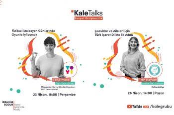 KaleTalks Sosyal Girişimcilik Serisi Başladı!