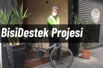 BisiDestek, Evden Çıkamayan İzmirliler İçin Pedal Çeviriyor