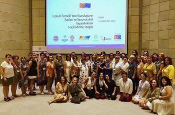 How Do Women's Cooperatives Combat Covid-19?