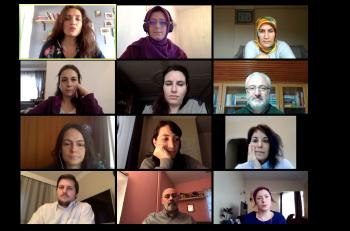Sivil Toplumun Korona Krizindeki Rolü Online Çalıştayda Değerlendirildi