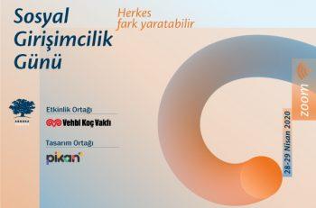 Ashoka Türkiye Sosyal Girişimcilik Günü İçin Bizleri Evlerimizde Bir Araya Getiriyor