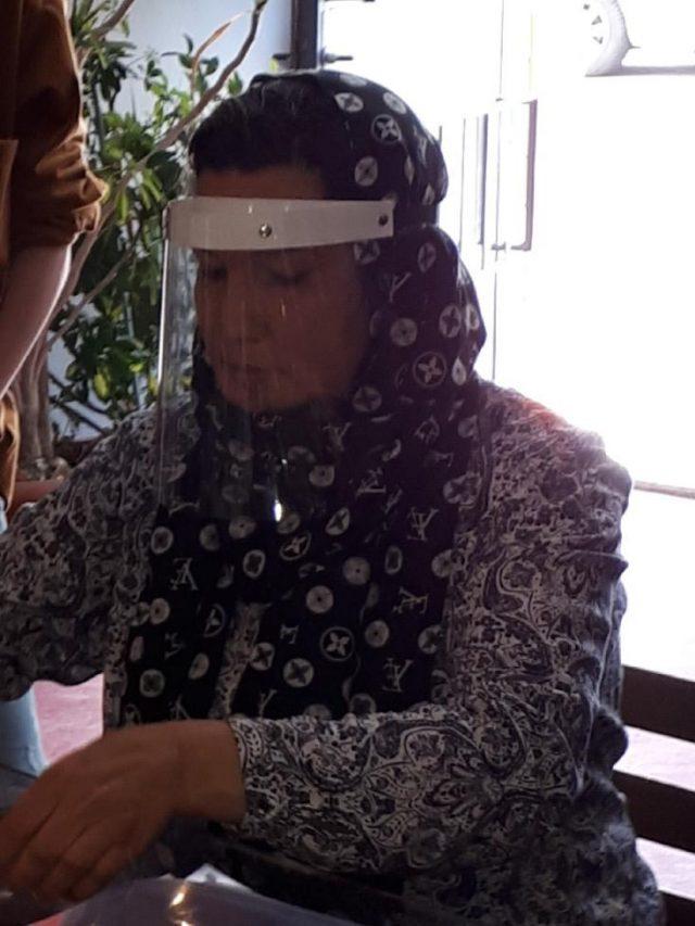 Afgan mülteci kadınlar