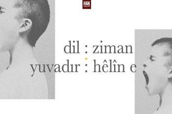 ''Kürt Dili Pazar ve Bürokrasi Dili Olmalıdır''