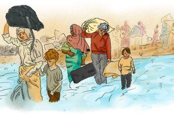 Öğrenciler Proje Turuncu İsimli Oyunla Mülteci Meselesine Dikkat Çekiyor