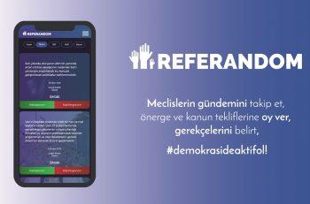 Referandom: Sivil Katılımı Artırmayı Amaçlayan Politik Sosyal Platform