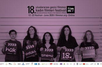 18. Uluslararası Gezici Filmmor Kadın Filmleri Festivali Online Olarak Başlıyor!