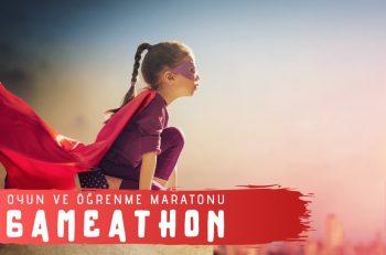 Oyun ve Öğrenme Maratonu Gameathon Çocuk Başlıyor