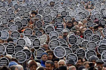 """Hrant Dink Vakfı'yla Dayanışma… <br> """"Nefret Suçlarının Önlenmesi İçin, Cezasızlıkla Sonuçlanmaması Sağlanmalı"""""""