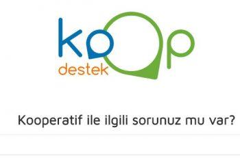 Kooperatifçilik İle İlgili Tüm Bilgiler İçin; Koopdestek.org.tr
