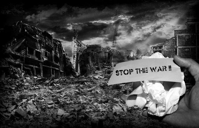 Savaşı durdurun