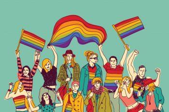 LGBTİ+ Hakları İnsan Haklarıdır!