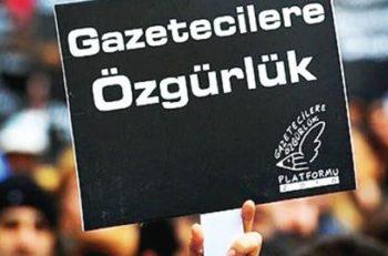 """""""Mesleki Faaliyetler Gazeteciler Aleyhinde Delil Olarak Kullanılıyor"""""""