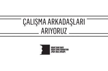 Hrant Dink Vakfı Proje koordinatörü Arıyor