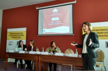 Akademide Toplumsal Cinsiyet Bakışının Kazanımları: PLOTINA Projesi