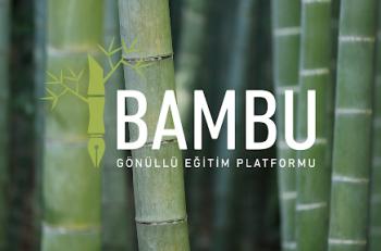 """Bambu Ağacı Esin Kaynağımız Oldu"""