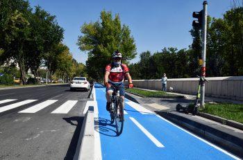 Ankara'da 'Mavi Yol' Sevinci…