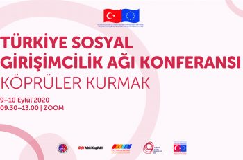 Türkiye Sosyal Girişimcilik Ağı Konferansı 9-10 Eylül'de