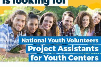 Gençlik Merkezleri için Proje Asistanları