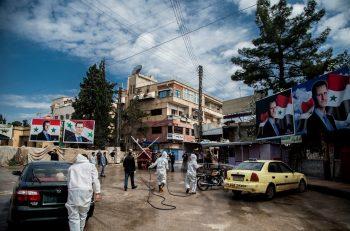 Çatışma Bölgelerinde Covid-19 Salgını: Suriye